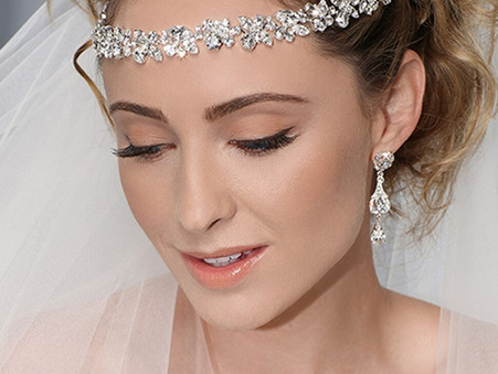 Brides can also purchase their accessories with..