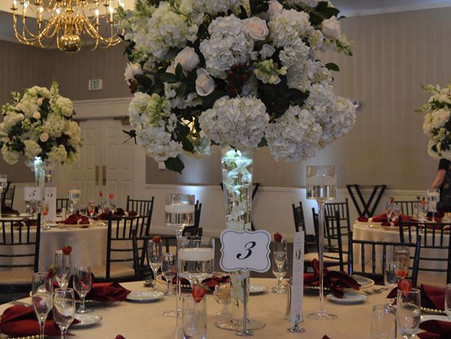 A recommendation from Giggi for a wedding floral designer