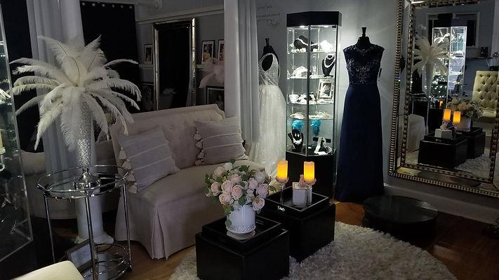 Giggi's Bridal  Formal Fashion  private