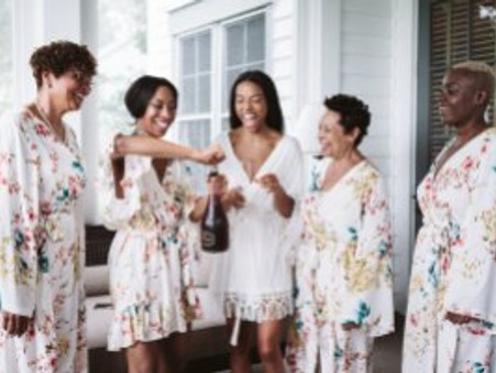 How to Have a Wedding Morning That's All Chill and Zero Drama…