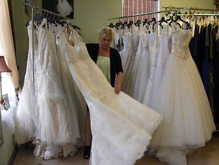Giggi must continue her HUGE bridal sale… Still need to move my over stock in gowns…