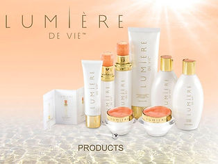 Lumiere` Motives skin care