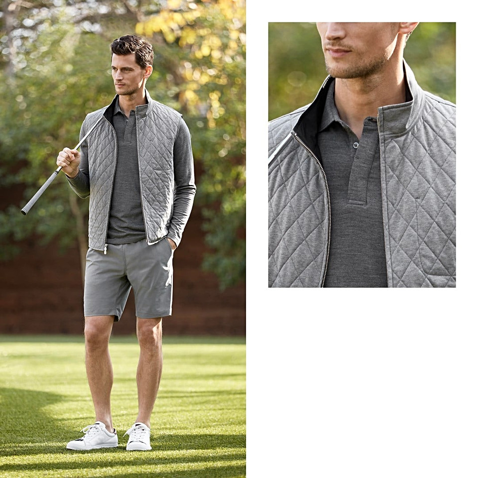 We have re-engineered your casual wardrobe with performance and comfort that works smartly for you, on or off the golf course. Contact Keith your Personal Stylist today to make an appointment and expand your casual wardrobe.