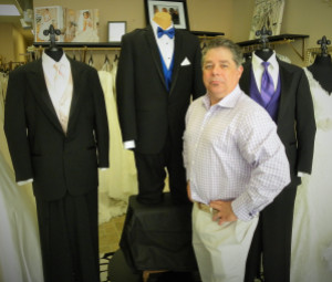"""Your """"ONE STOP SHOP"""" for all your bridal, Formal, and special occasion."""