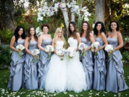 How Many Bridesmaids Are Too Many Bridesmaids?