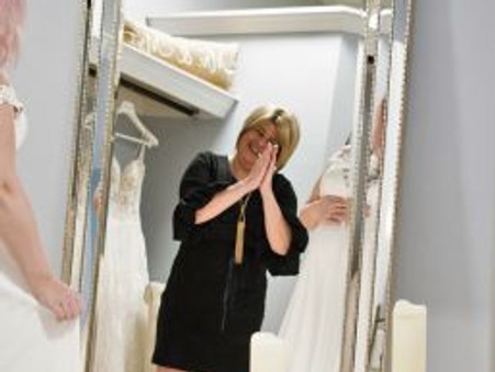 The Real Reason You Have to Buy Your Wedding Dress So Far in Advance