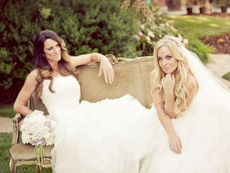 Is it time to find your wedding dress?