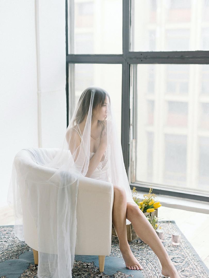Bridal Lingerie Photo Shoot