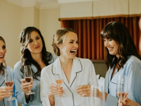 How to Treat the Single Bridesmaid(s) in Your Wedding Party…