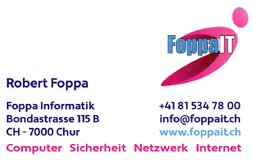 FoppaIT - Business Card