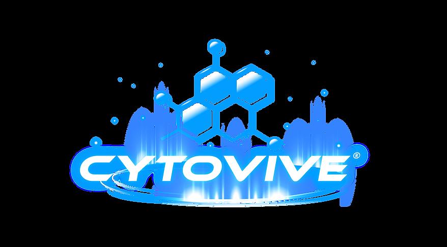 FFF_CYTOVIVE_LOGO - Clear -Registered TM