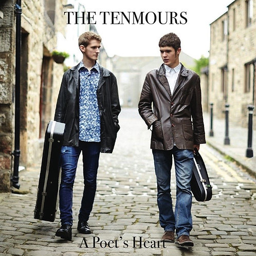 A Poet's Heart Ep (digital)