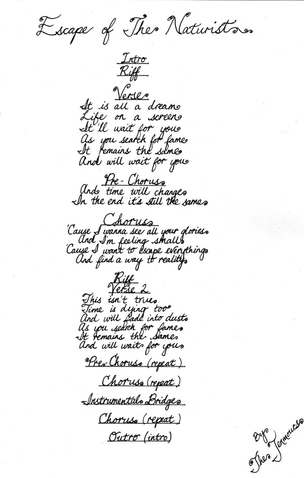 Escape of The Naturist Handwritten.jpg