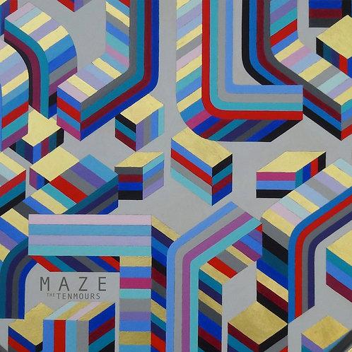 Maze Ep (physical)