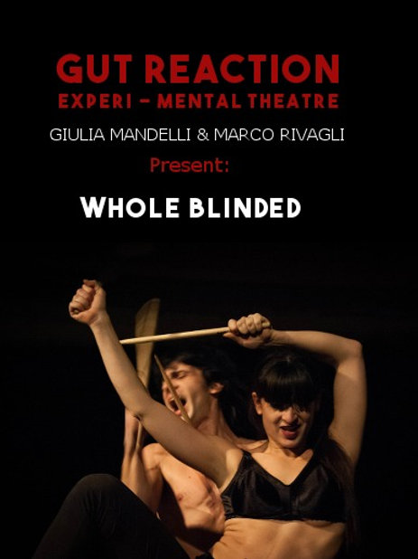 "GUT DVD: ""WHOLE BLINDED"""