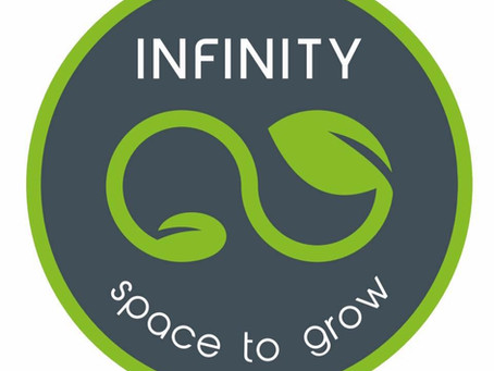The beginning...Infinity Space to Grow