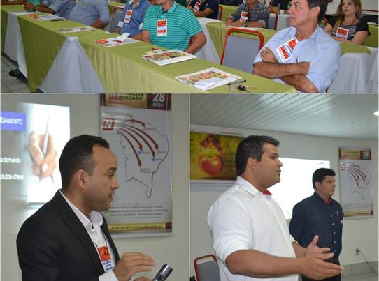 Palestra sobre Gestão de Estoque e Suprimentos em Caruaru/PE