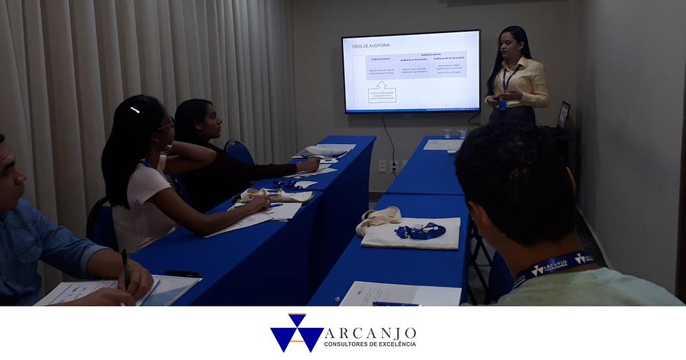 Curso de Auditor Interno da Qualidade ISO 9001:2015 / ISO 19011:2012 - Recife/PE - 14/07/2018