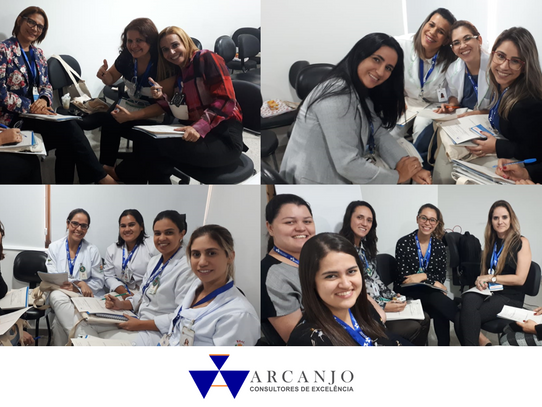 Treinamento In Company ISO 9001:2015 no Real Hospital Português