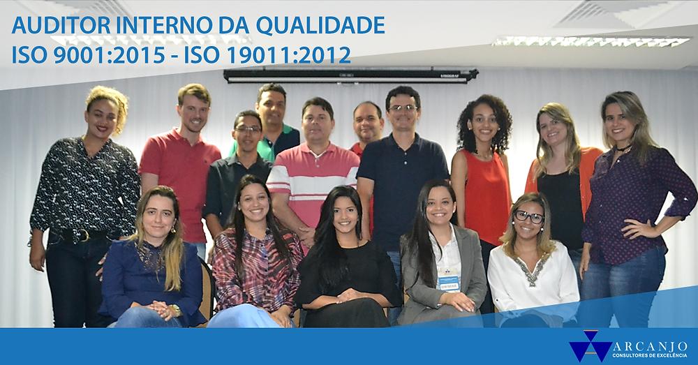 Curso de Auditor Interno da Qualidade - 24/09