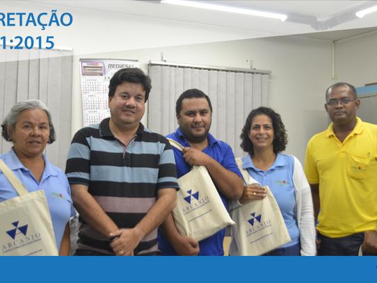 Treinamento In Company ISO 9001:2015 na Amara Brasil