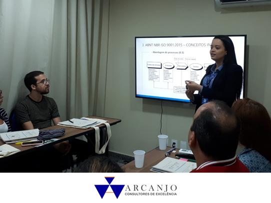 Curso de Interpretação ISO 9001:2015 - Recife/PE | 17/03/2018
