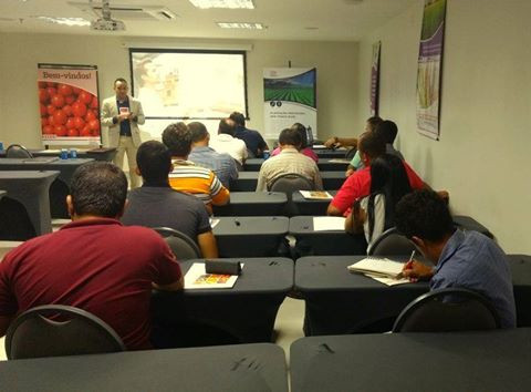 Palestra sobre Gestão de Estoque em Aracaju/SE