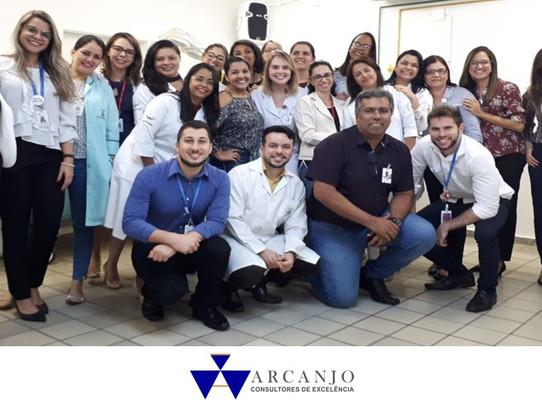 Curso de Transição ISO 9001:2015 - Real Hospital Português