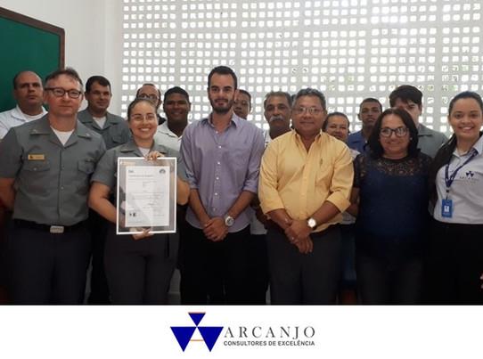 Capitania dos Portos de Pernambuco é recomendada para a Certificação ISO 9001:2015