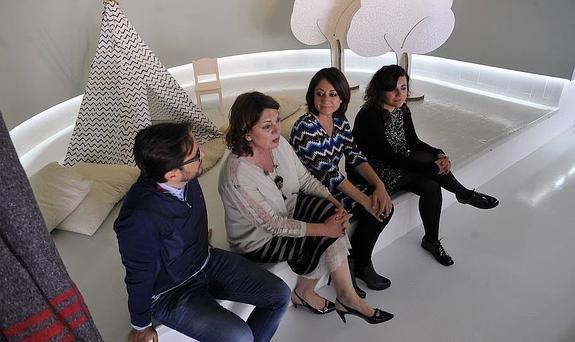 supernanny, aprender, Rocío Ramos, El abrazo, elche