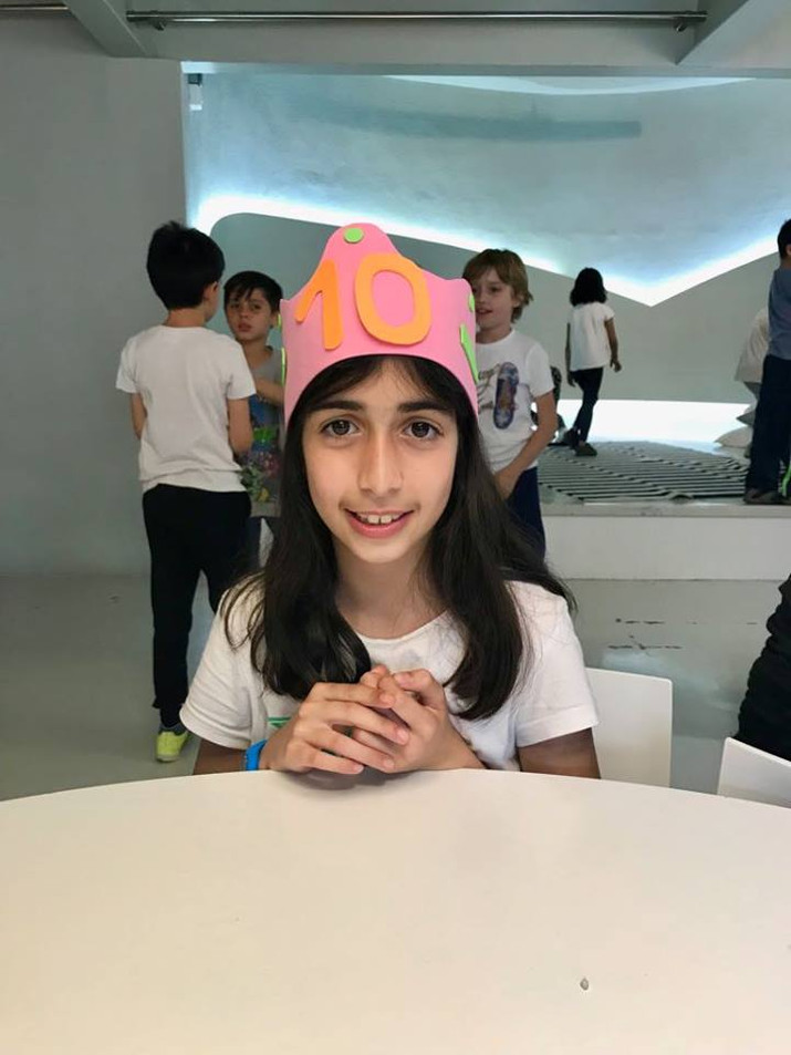 Feliz Cumpleaños Nourhane