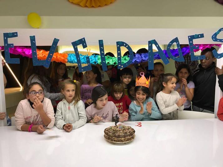 Cumpleaños de Nourhanne