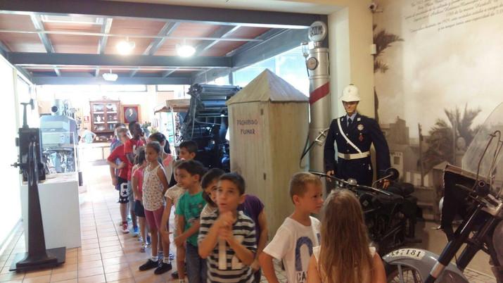 Excursión al Museo de Pusol