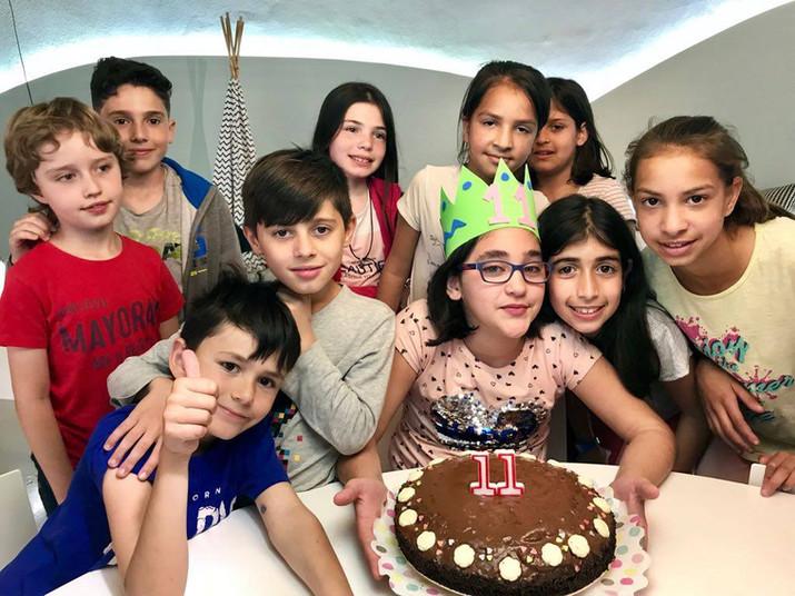 Feliz cumpleaños Mireya