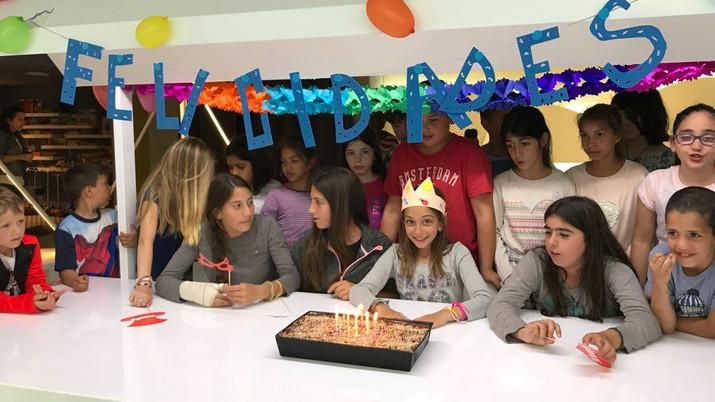 Cumpleaños de Leyre