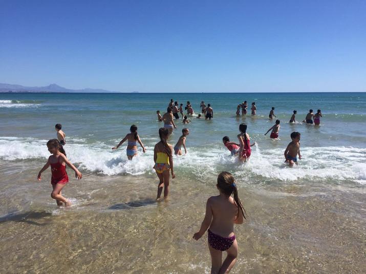 Excursión a El Clot y después playa