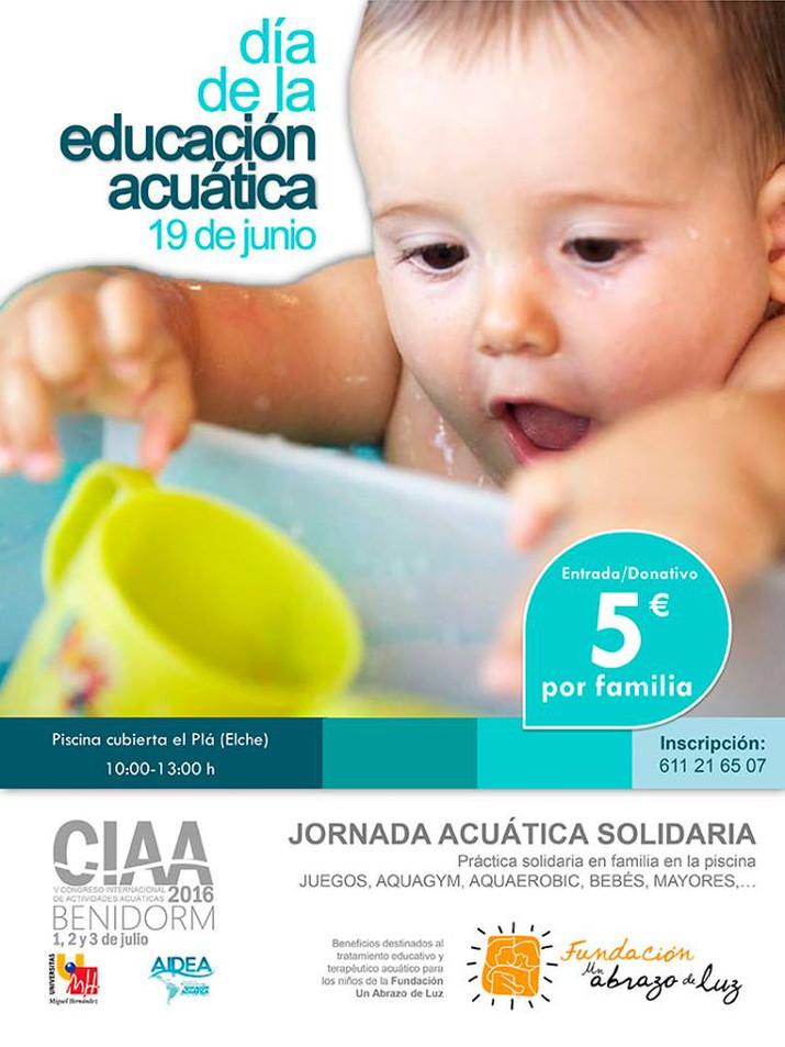 Día de la educación acuática - 19 de Junio