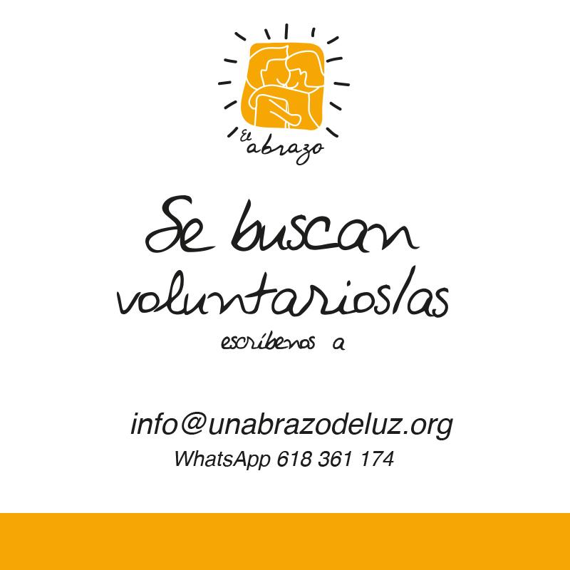buscar voluntario elche ayuda compromiso