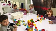 Taller de Lego en El Abrazo