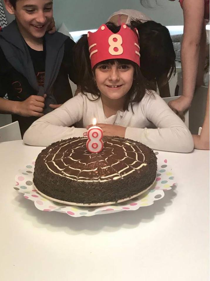 Feliz Cumpleaños Ariadna