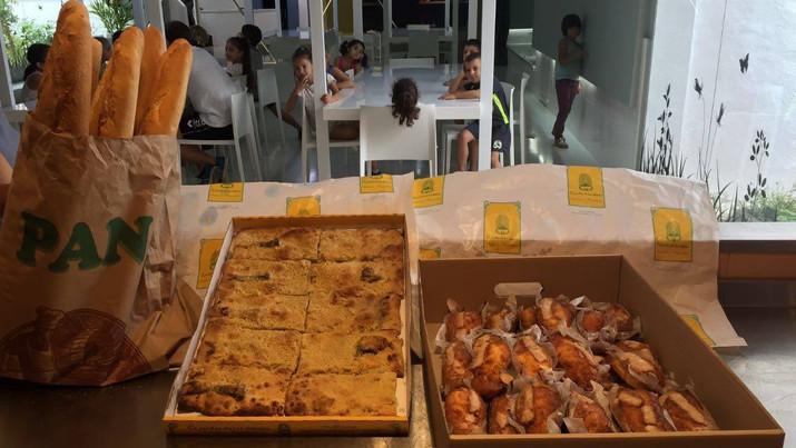 """Deliciosos productos de """"El Jardín de las Delicias"""""""
