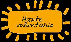 hazte voluntario sociedad