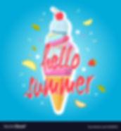 hello-summer-ice-cream-cone-colorful-bac