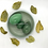 Thumbnail: Green Aventurine (Indian Jade) Yoni Egg Set (small,medium & large)