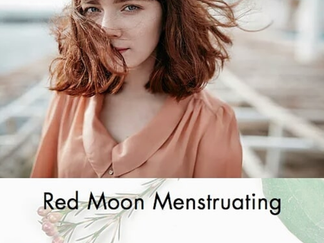 Red Moon Bleeding