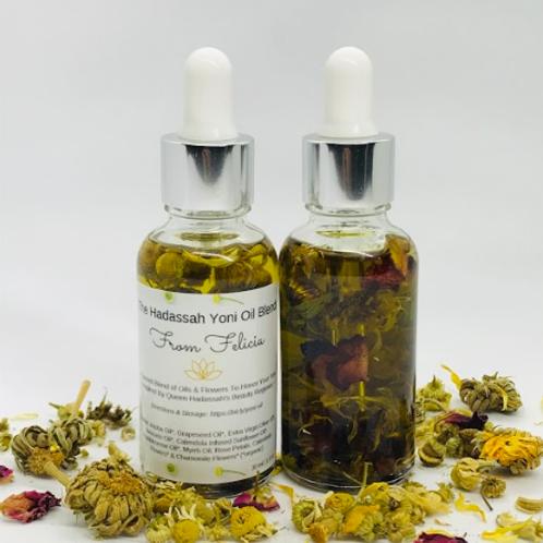 Yoni Oil: The Hadassah Yoni Oil Blend