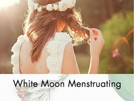 White Moon Bleeding