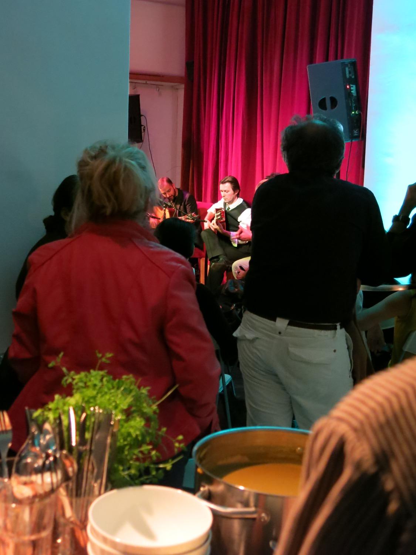 Kulinarik & Flamenco