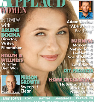 COVER STORY: Applaud Women Magazine