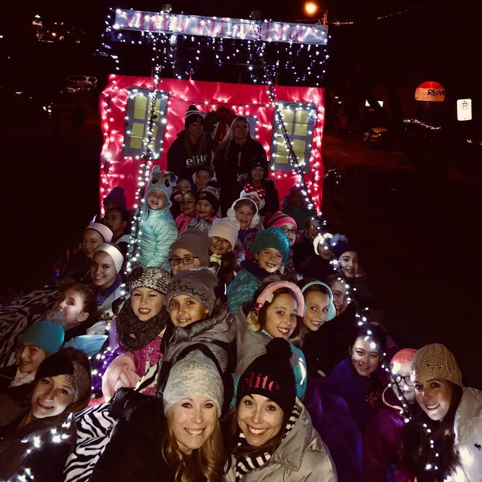 2017 St. Charles Lights Parade